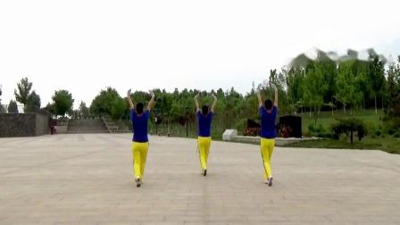完美十二套快乐舞步健身操教练版背面