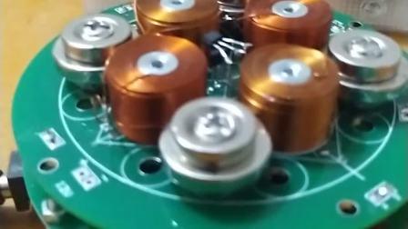 磁悬浮电子套件增加承重样品展示