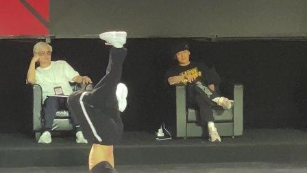 中国街舞联赛超强少年breaking比赛