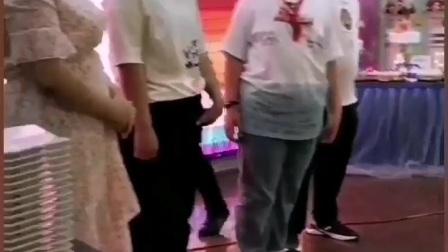 李梓轩12岁生日宴会集锦。