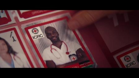 球星布莱兹·马图伊迪与红十字国际委员会合作,保护冲突地区的医护人员