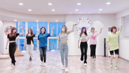 青岛Lady.S舞蹈|崂山梦想家店|流行韩团新课第一节随堂【Aespa-Next Level】导师:木子