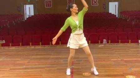 波老师有氧健身广场舞《活力中国》*嗨🔥
