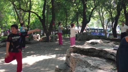 济宁市人民公园随拍