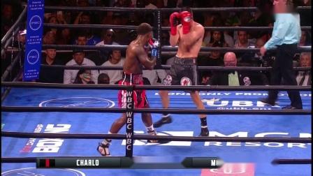 杰马尔·查洛 vs 胡安·蒙蒂埃尔