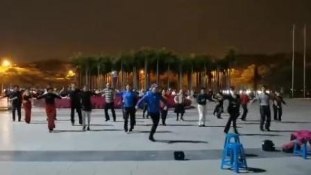 炫舞飞扬舞蹈队训练3