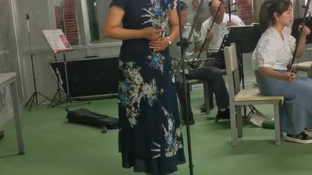 常红演唱吕剧《祥林嫂》选段:风萧萧雪漫漫