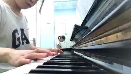 樊贝婷练琴模式