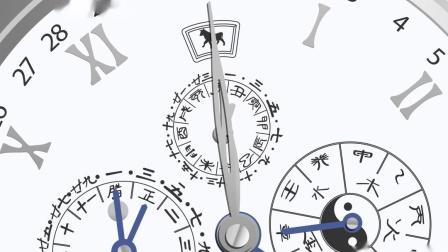 BLANCPAIN宝珀V系列中华年历腕表00888-从时间的维度,看世界