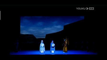 省豫剧院二团演出大型古装历史剧【义薄云天】全场。