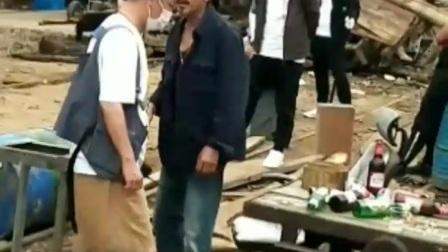 王牌大保镖拍摄花絮