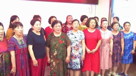 中建社区开心合唱团庆祝建党100周年演出 第1篇