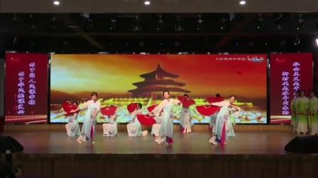 扇子舞《中国脊梁》