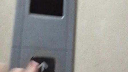 上海三菱脚臭电梯7幢一单元