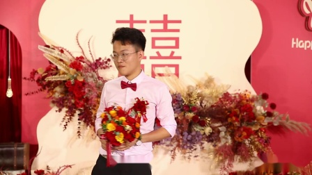 杨府婚宴—婚礼全程版本