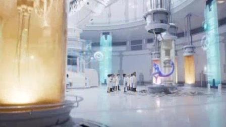 我在宝可梦:超梦的逆袭 进化截了一段小视频