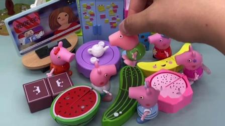 小玩具:还是姐姐对乔治好