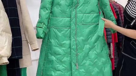 高端品牌女装蒂言21冬装时尚专柜服饰折扣尾货批发