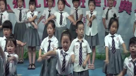 2021蓝弘幼儿园大班毕业典礼1