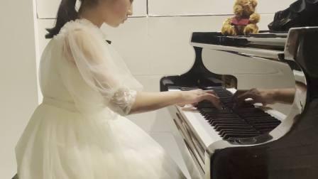 第十届钢琴公开赛决赛-肖邦钢琴作品集圆舞曲A圆舞曲Op42-Pony