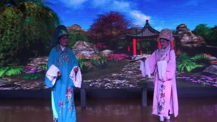 大型古装柳琴戏《梁山伯与祝英台》滩上柳琴剧团演出