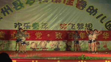 2021年象州县罗秀镇佳睿幼儿园文艺汇演