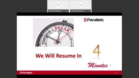 Parallels RAS 18 高级技术专家 (RAS TPA)