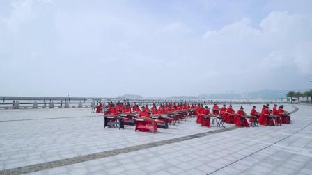 珠海《筝韵琴行》56名学生短片