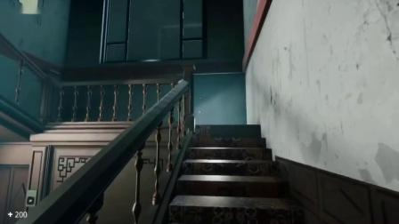 【小熊直播】独立恐怖游戏《迷离诡夜》上期:灵异整活直播(7月7日)
