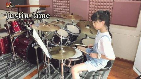 【架子鼓】《Justin Time》陈谨睿 小鼓手