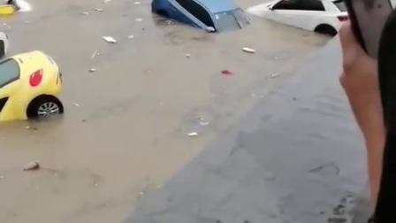 郑州大雨郑州