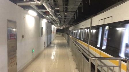 济南地铁2号线出济南站北站