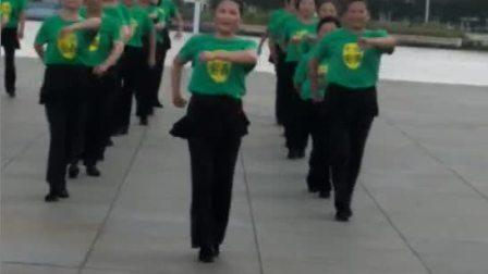 排舞《没有共产党就没有新中国》
