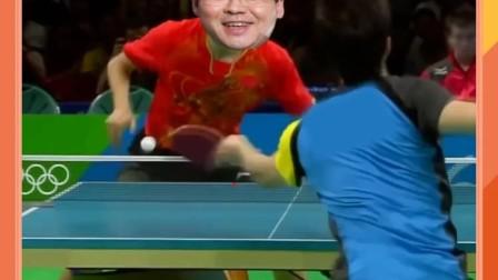 2021东奥会叔叔限定版~乒乓球篇