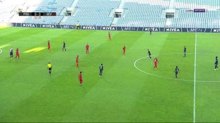 7月28日足球友谊赛塞维利亚VS巴黎圣日耳曼(beIN)