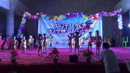大班《彩虹糖》2021.7.29东方之星幼儿园毕业文艺汇演与快心算大赛