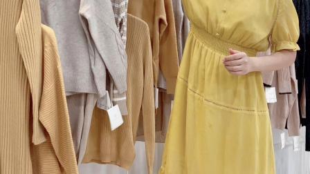 法国品牌玛丽歌蒂毛衣 山羊毛 针织衫 羊绒开衫女装毛衣