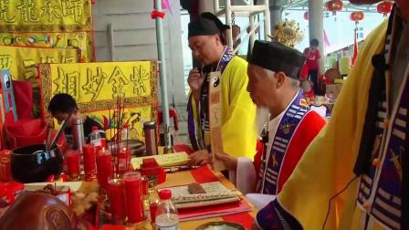 D,辛丑 西岑三王府檺林廟谒祖;新民摄:13805984306