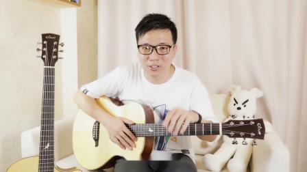 【吉他评测】dove 白鸽 吉他测评干声无处理试听