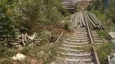 老娄邵铁路娄底市新星南路段2021,8,4