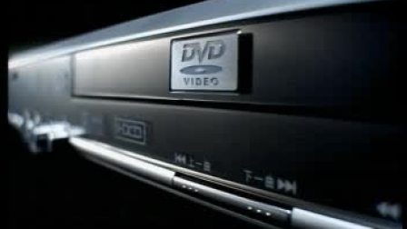 夏新锐晶DVD2002年广告