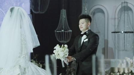 洲际酒店婚礼MV  今晚一切消费 赵公子买单!