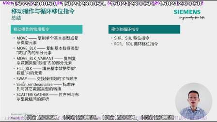 西门子S7-1500PLC培训教程(21-36)