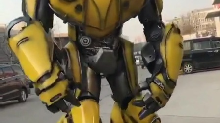 大黄蜂1987可穿戴盔甲