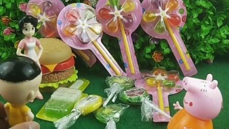 童年趣事:猪妈妈不分给大家吃糖