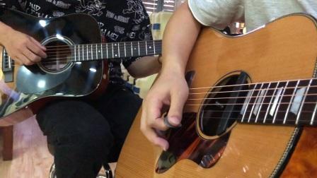 福州现代琴行 EASTMAN 伊斯特曼吉他 E6DSB TC E10SS LTD吉他音色试听