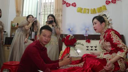 张海龙黄玉凤浪漫婚礼盛典