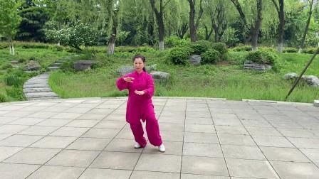 刘慧杨式85第一段