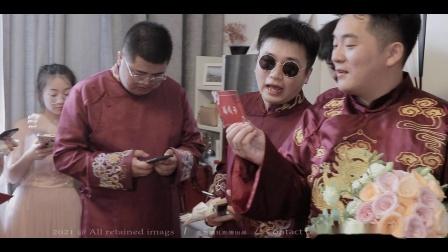 临海杰哥婚礼影像出品210717 临海婚礼 婚礼拍摄 婚礼当天拍摄 婚礼录像