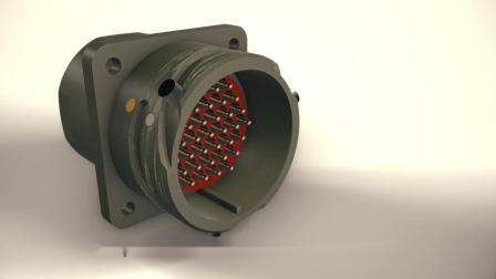 JAE连接器 JK06系列